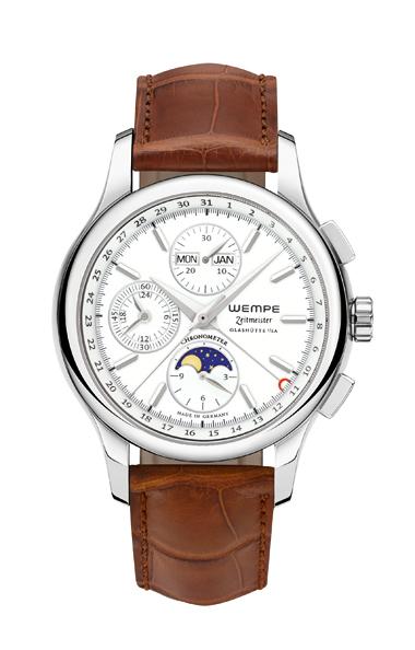 時計愛好家から注目を集めるドイツ時計文化を牽引するWEMPE【ヴェンペ】_f0039351_22283919.jpg