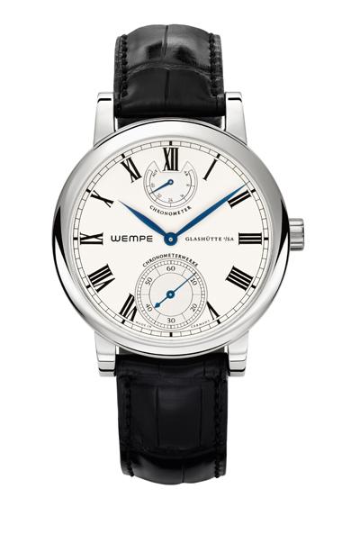 時計愛好家から注目を集めるドイツ時計文化を牽引するWEMPE【ヴェンペ】_f0039351_22291923.jpg