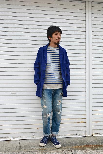 Euro shop(work) coat snaps_f0226051_20345273.jpg