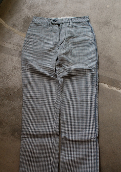 入荷案内 French work piping pants_e0254972_14172095.jpg