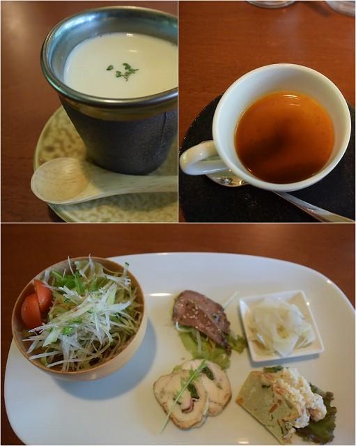 西軽井沢にて、ランチ_c0124100_082152.jpg