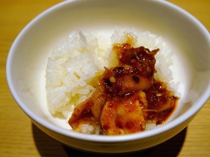 韓国料理 ほうば @新ダイビル_b0118001_918036.jpg