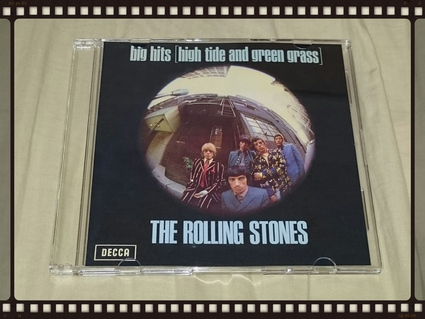 THE ROLLING STONES / BIG HITS [HIGH TIDE AND GREEN GRASS]_b0042308_0362257.jpg