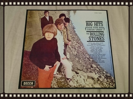THE ROLLING STONES / BIG HITS [HIGH TIDE AND GREEN GRASS]_b0042308_0362439.jpg