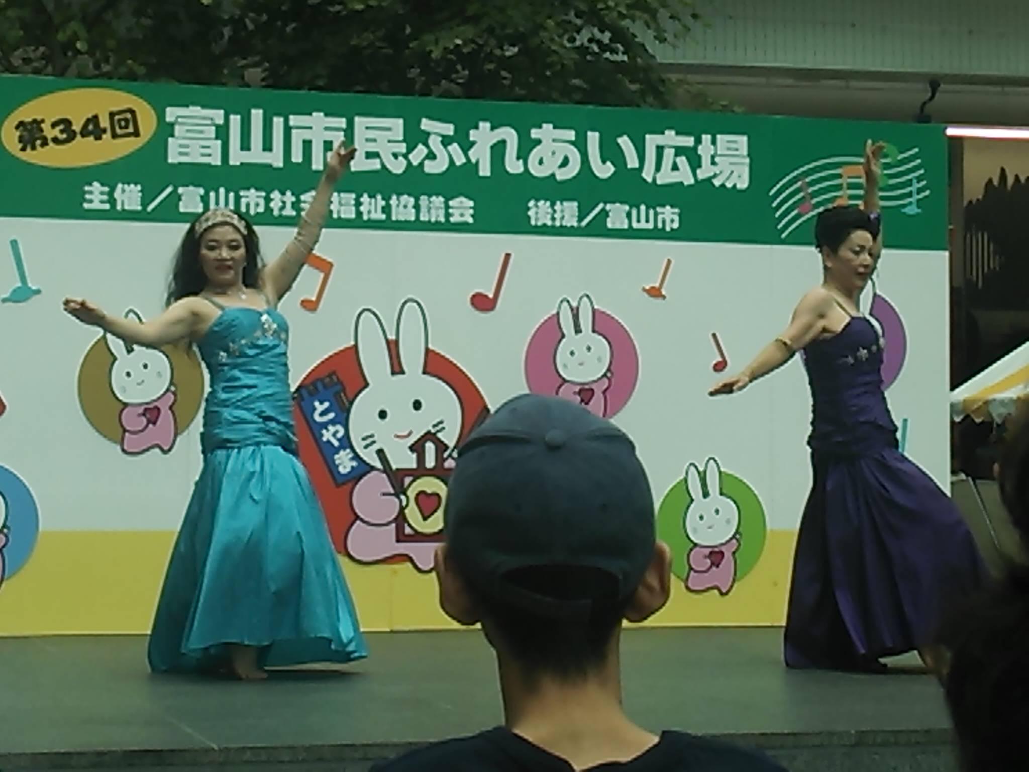 イベント報告 富山ふれあい広場_c0201916_2226556.jpg