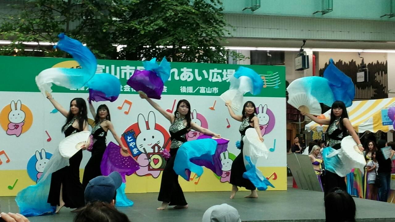 イベント報告 富山ふれあい広場_c0201916_22272179.jpg