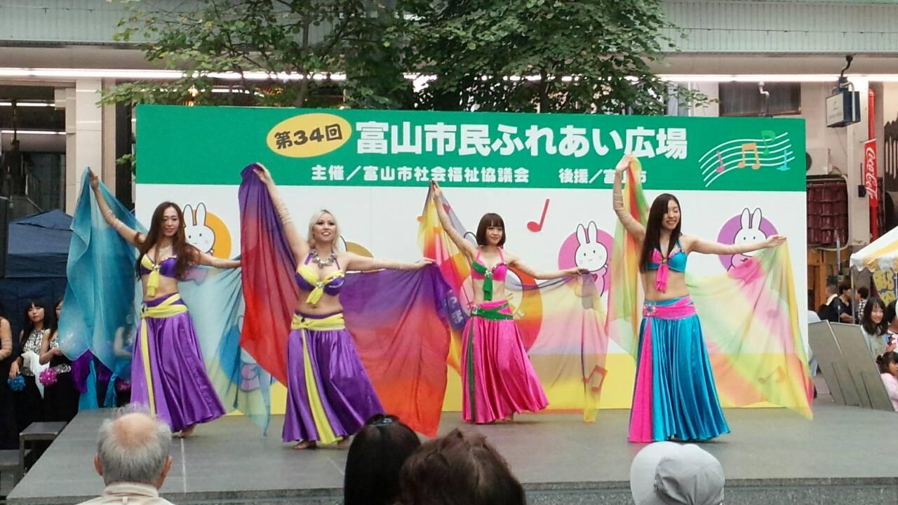 イベント報告 富山ふれあい広場_c0201916_22274385.jpg