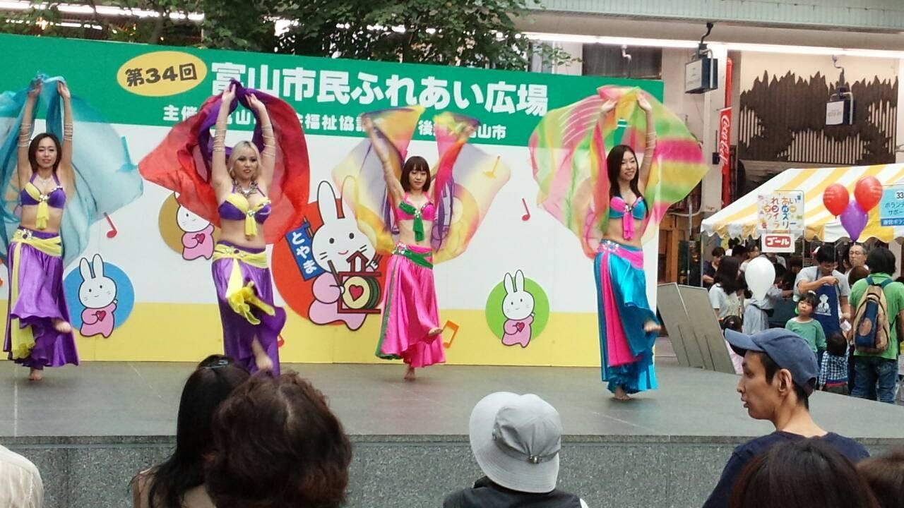 イベント報告 富山ふれあい広場_c0201916_22275532.jpg