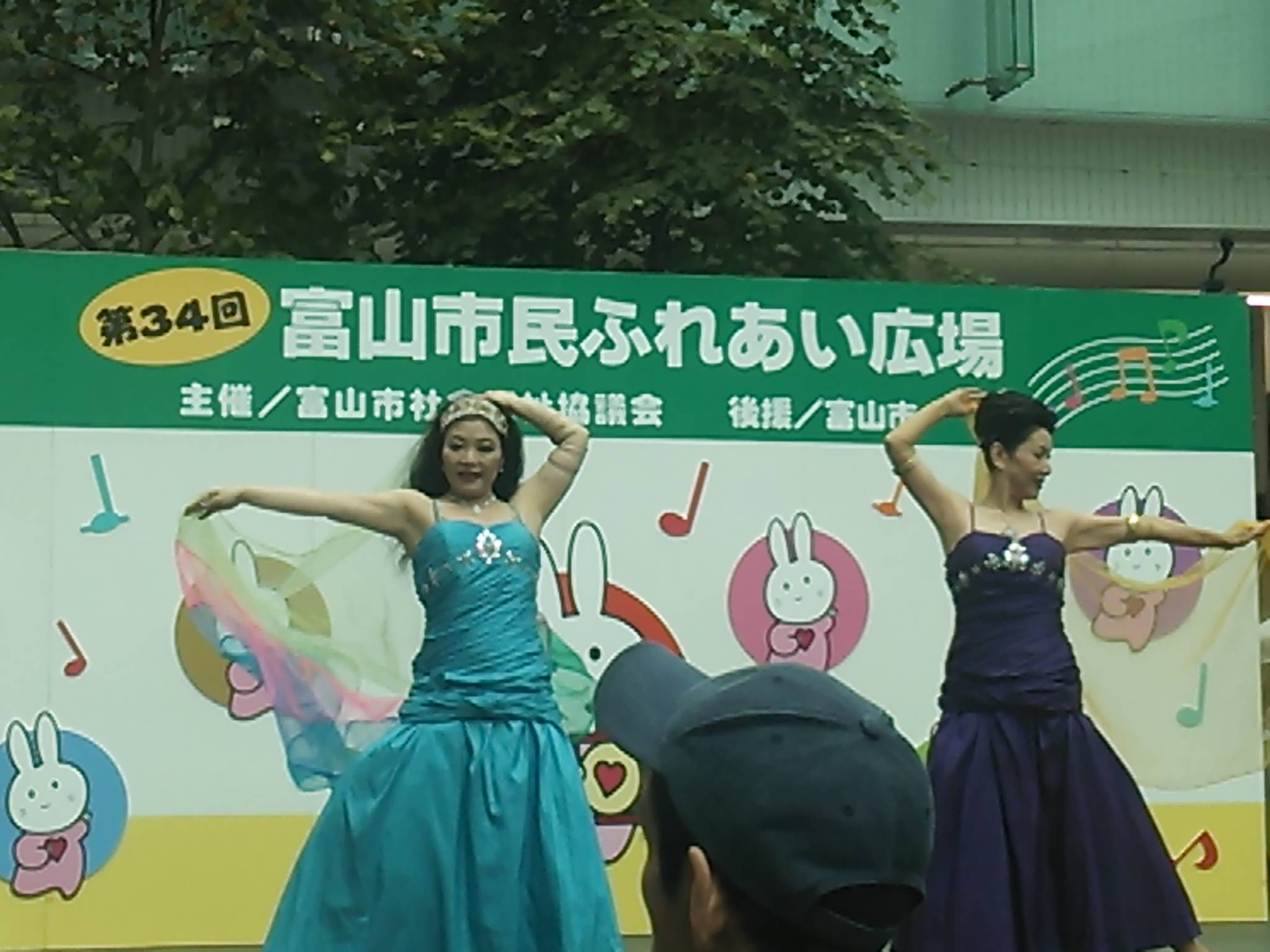 イベント報告 富山ふれあい広場_c0201916_2227811.jpg