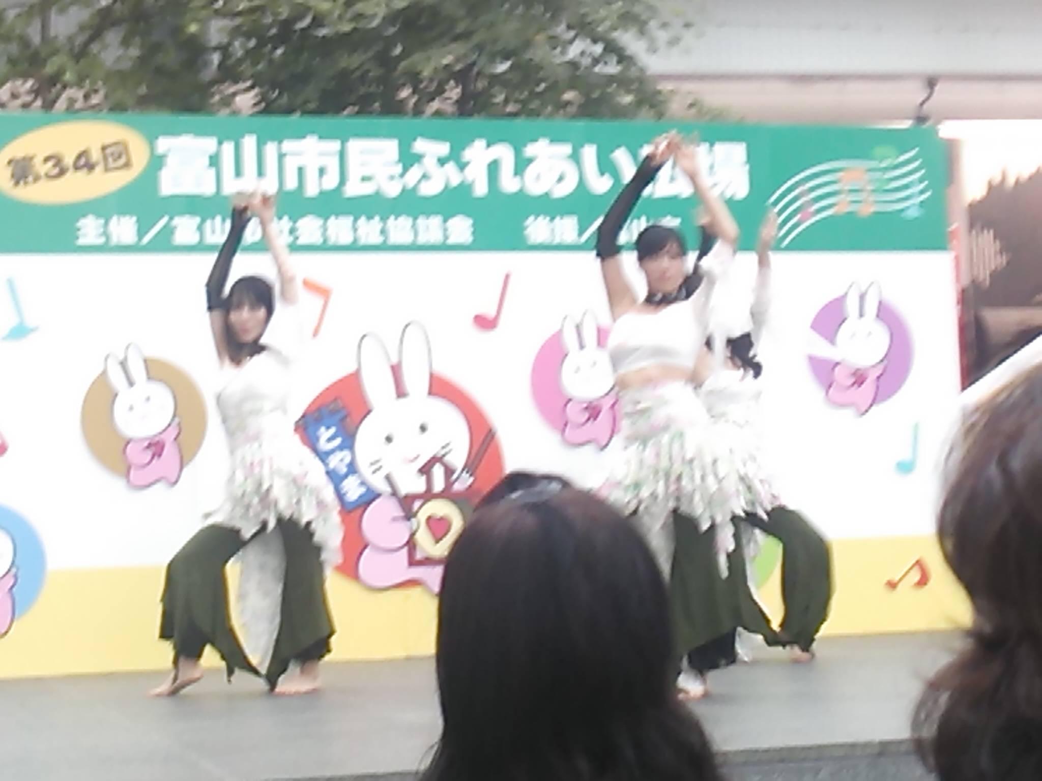 イベント報告 富山ふれあい広場_c0201916_22282575.jpg