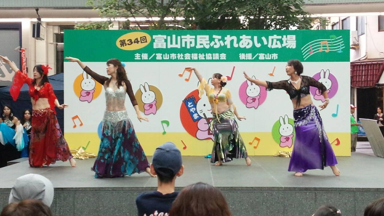 イベント報告 富山ふれあい広場_c0201916_22283568.jpg