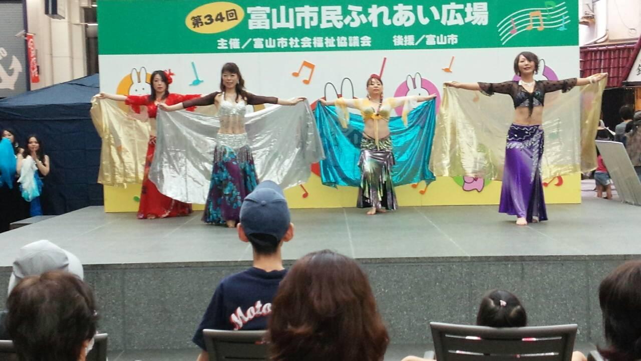 イベント報告 富山ふれあい広場_c0201916_22284937.jpg