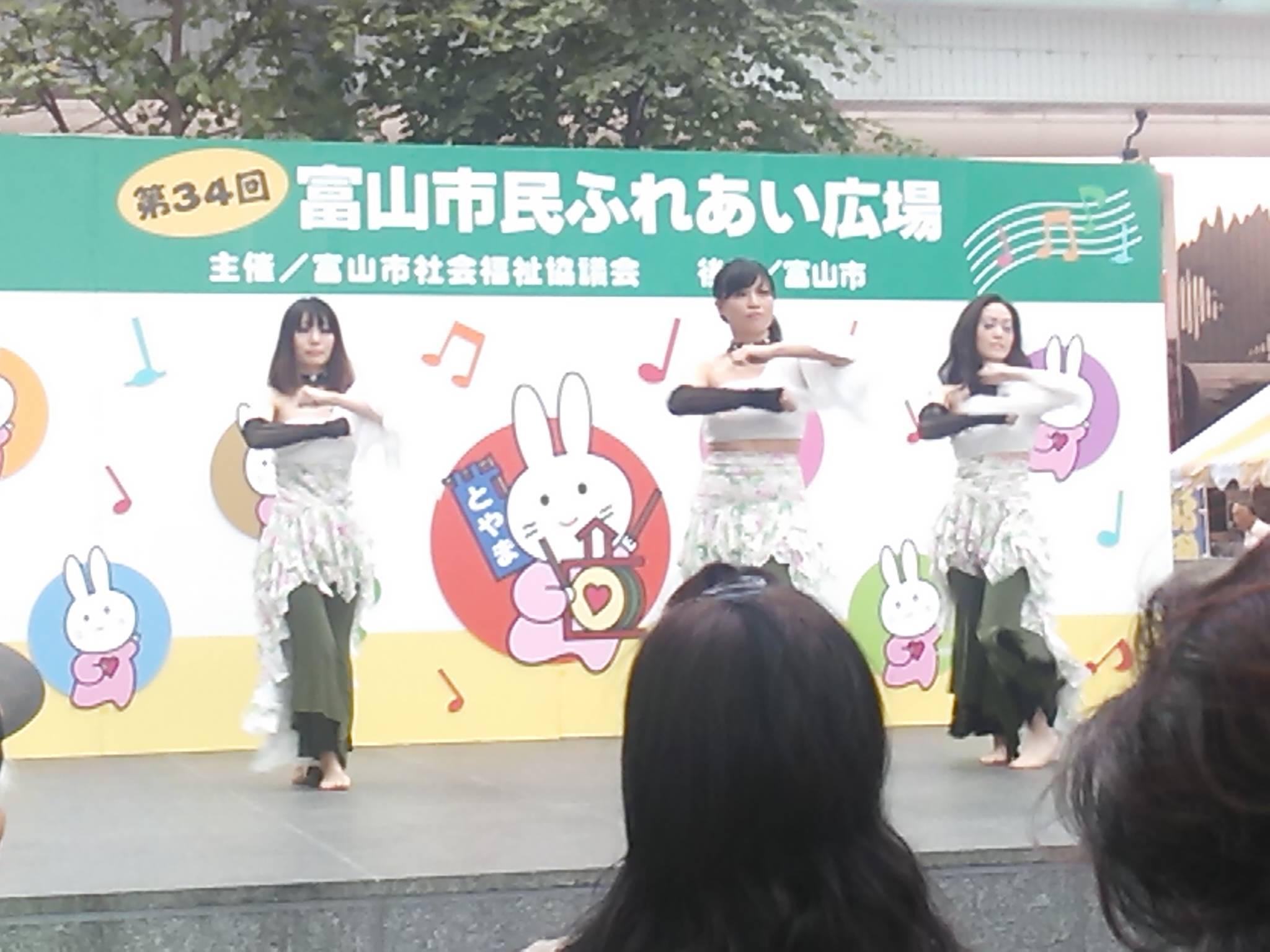 イベント報告 富山ふれあい広場_c0201916_2228860.jpg