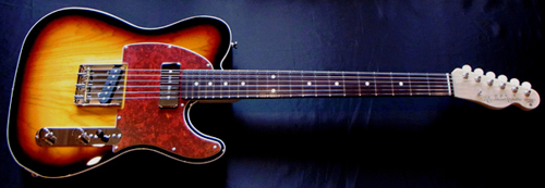 L.Ashで「3 Tone SunburstのSTD-T 1 & 2本目」が完成!!_e0053731_13513648.jpg