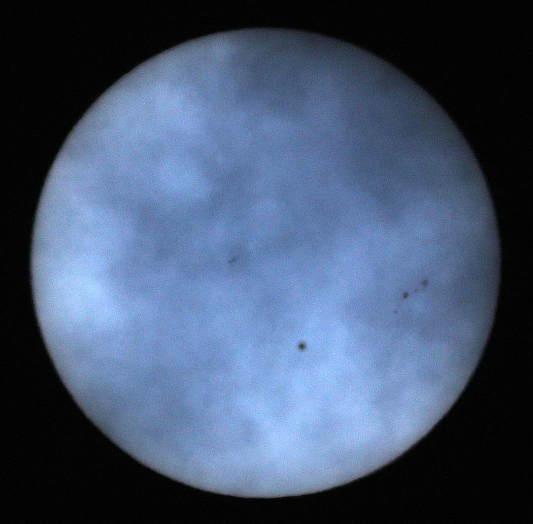 2015年9月19日の太陽黒点_e0089232_18412400.jpg