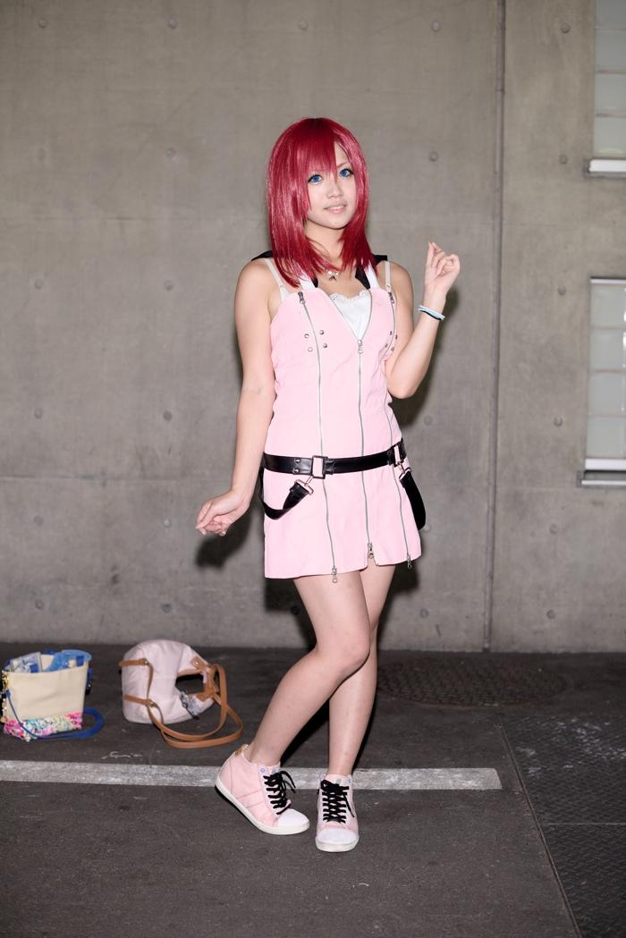 柚酒さん 東京ゲームショウ2015_f0215145_230379.jpg