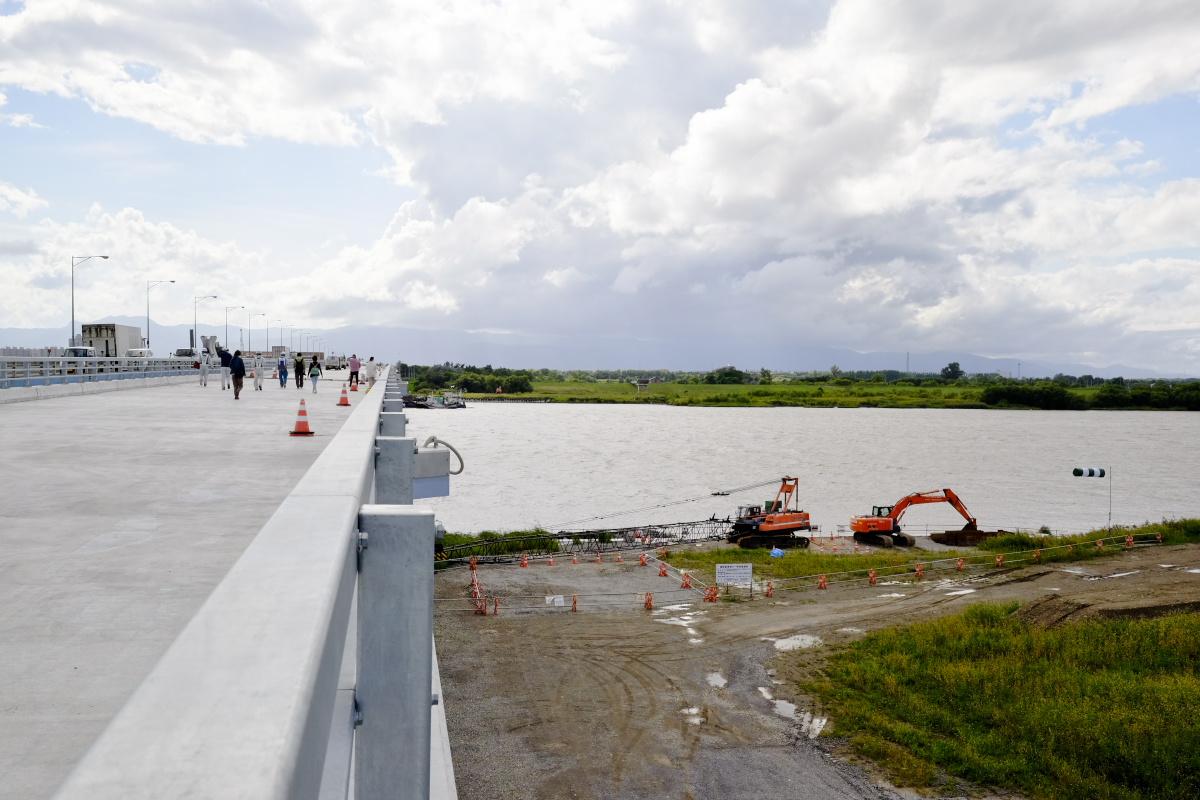 石狩川を往く - 札幌大橋 新橋 :...