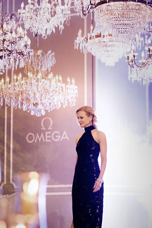 ミラノで開催されたオメガの女性を称えるイベントにニコール・キッドマンが登場_f0039351_063661.jpg