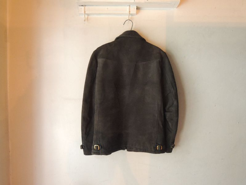60S OAKBROOK SUEDE LEATHER JACKET--RECOMMEND--_c0176867_125949100.jpg
