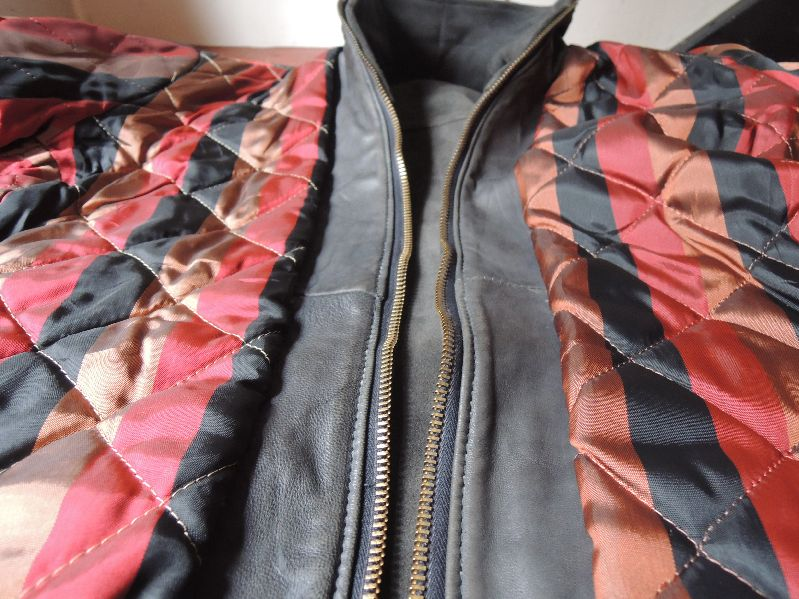 60S OAKBROOK SUEDE LEATHER JACKET--RECOMMEND--_c0176867_1344991.jpg