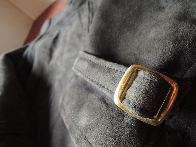 60S OAKBROOK SUEDE LEATHER JACKET--RECOMMEND--_c0176867_134873.jpg