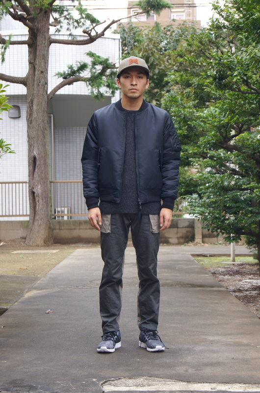 White Mountaineering - 2 Pattern Style!!_f0020773_21111353.jpg