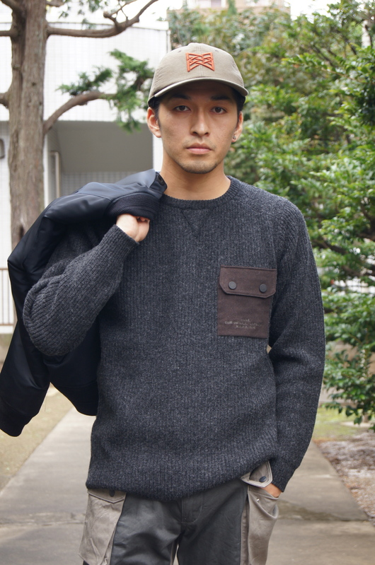 2015 A/W - White Mountaineering Items!! and more..._f0020773_21123560.jpg