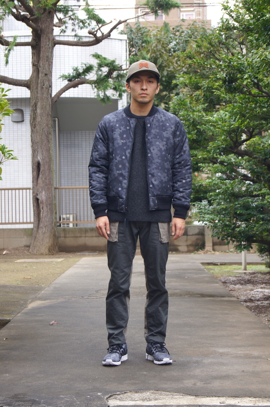 White Mountaineering - 2 Pattern Style!!_f0020773_211296.jpg