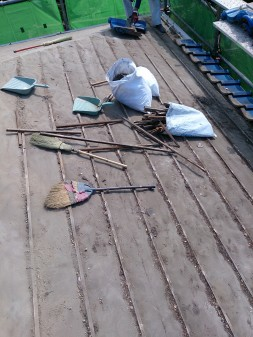 板橋区の西台で、瓦屋根修理工事_c0223192_23125920.jpg