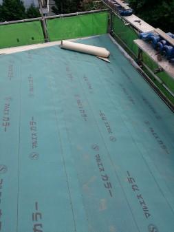 板橋区の西台で、瓦屋根修理工事_c0223192_23132561.jpg