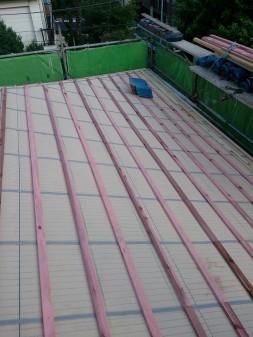 板橋区の西台で、瓦屋根修理工事_c0223192_23143026.jpg