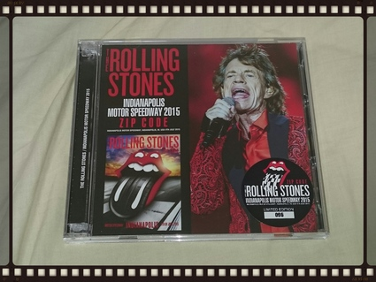 THE ROLLING STONES / INDIANAPOLIS MOTOR SPEED WAY 2015_b0042308_21195733.jpg