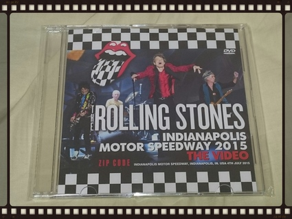 THE ROLLING STONES / INDIANAPOLIS MOTOR SPEED WAY 2015_b0042308_2120497.jpg