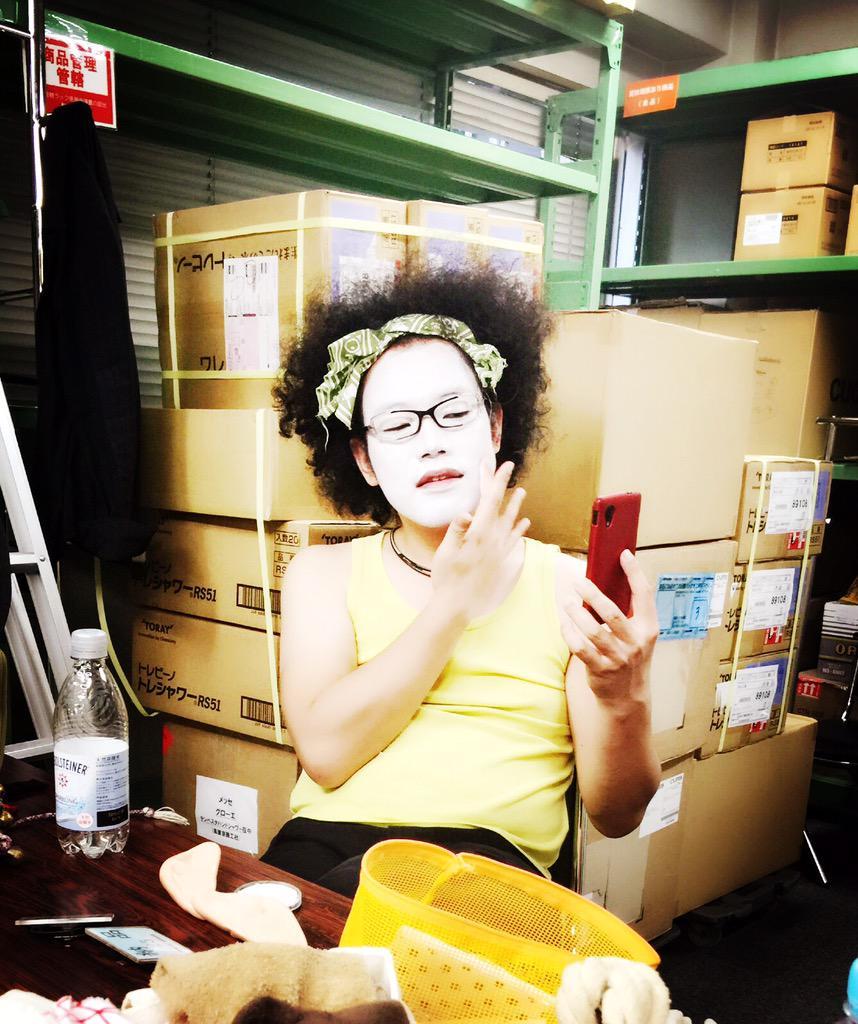 日本の夏、妖怪の夏。_f0115311_7182073.jpg