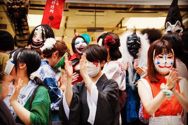 日本の夏、妖怪の夏。_f0115311_7385389.jpg