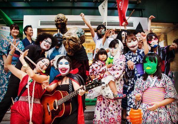 日本の夏、妖怪の夏。_f0115311_751227.jpg