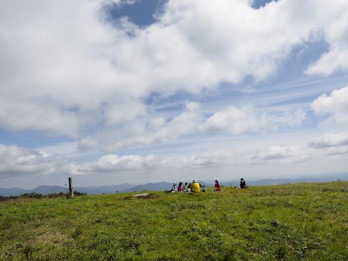 竜王山で、山ヨガ_c0116915_0274160.jpg
