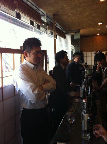 柳田酒造 : 大阪酒屋日記 かどや...