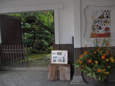 """山中温泉""""芭蕉祭""""始まる_f0289632_14174786.jpg"""