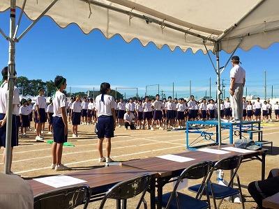 学園祭と運動会_a0272042_14384741.jpg