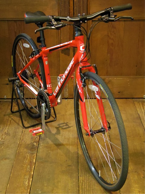 cannondale QUICK 5 (Used Bike)_e0132852_13553911.jpg