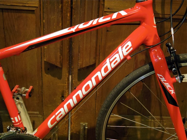 cannondale QUICK 5 (Used Bike)_e0132852_13554420.jpg