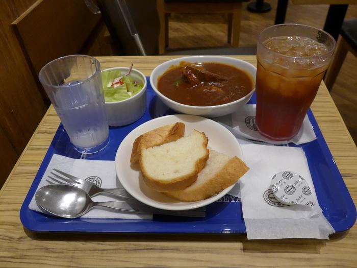 恵比寿「神戸屋キッチン デリ&カフェ」へ行く。_f0232060_1758233.jpg
