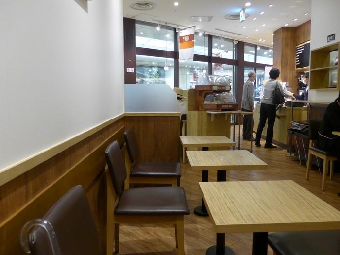 恵比寿「神戸屋キッチン デリ&カフェ」へ行く。_f0232060_1802655.jpg