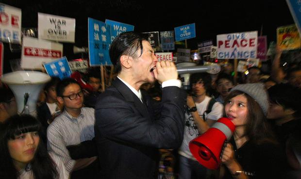 参院選へ架ける敗北!SEALDsの戦いが野党をUNITEする_a0045064_29182.png