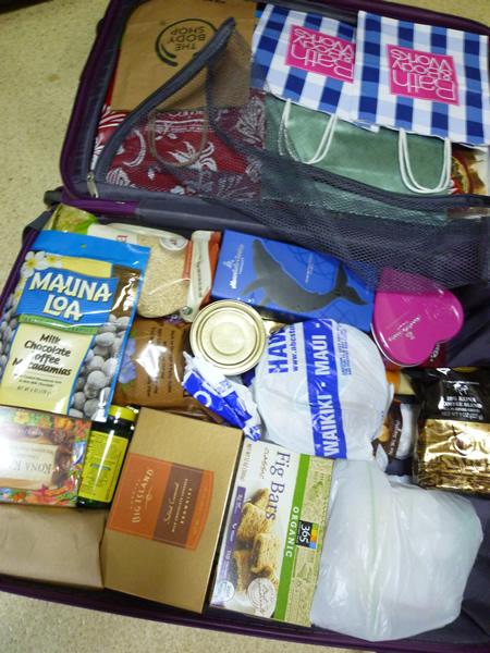 帰国直後のスーツケースの中身_c0152767_1844457.jpg