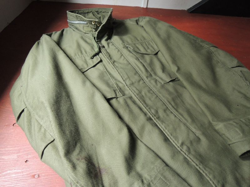 66S US ARMY M-65 FIELD JACKET 1st--RECOMMEND--_c0176867_11225750.jpg