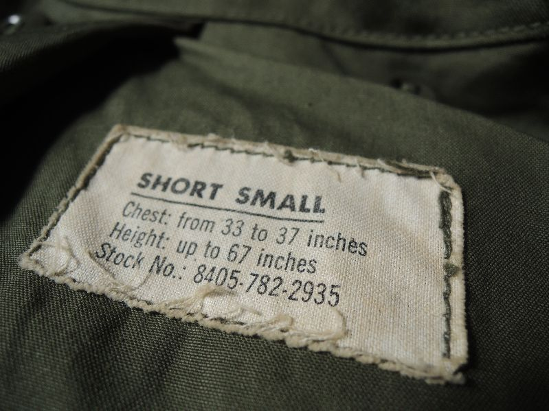 66S US ARMY M-65 FIELD JACKET 1st--RECOMMEND--_c0176867_11322299.jpg