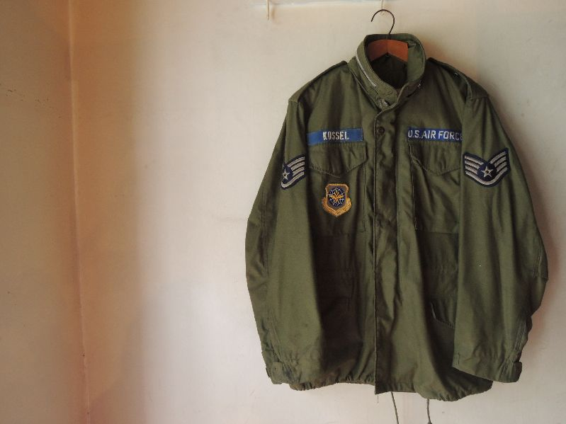66S US ARMY M-65 FIELD JACKET 1st--RECOMMEND--_c0176867_11485684.jpg