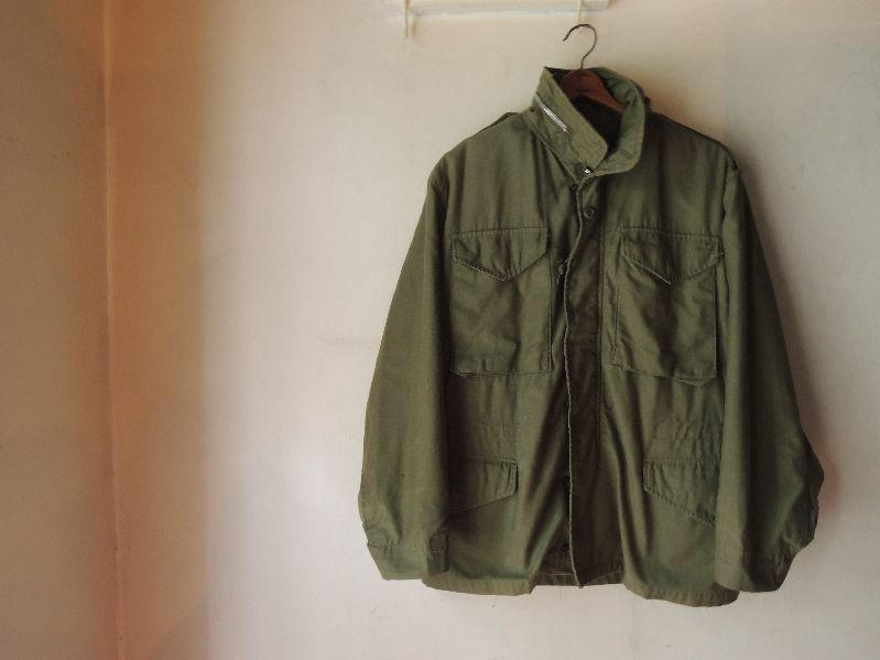 66S US ARMY M-65 FIELD JACKET 1st--RECOMMEND--_c0176867_1157532.jpg